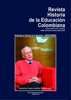 Publicación de la Revista No 19 Historia de la Educación Colombiana